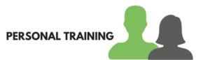 Personal training EMS